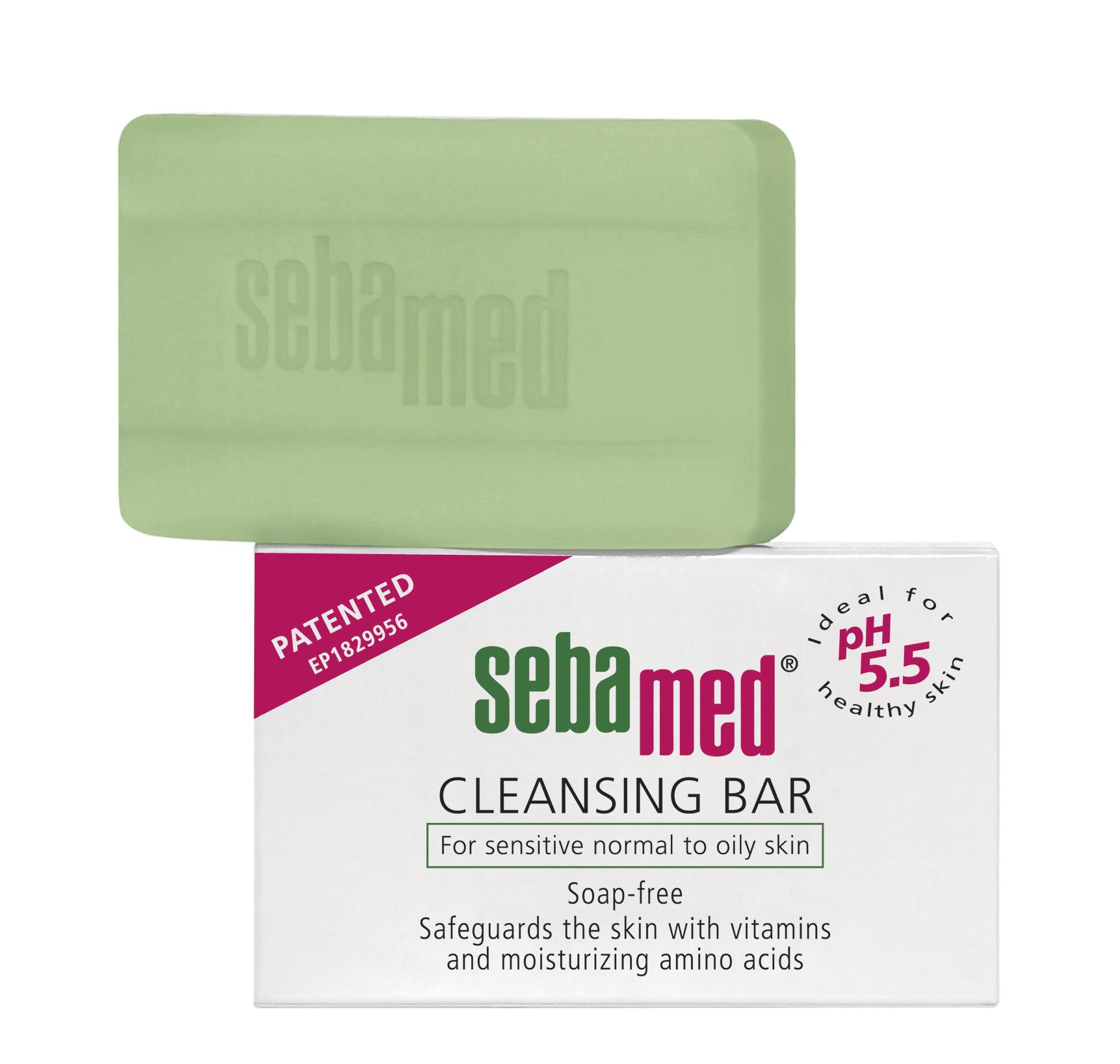 Sebamed Cleansing Bar pH 5.5