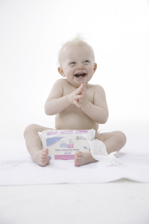 Sebamed Baby Bathtime Bundle