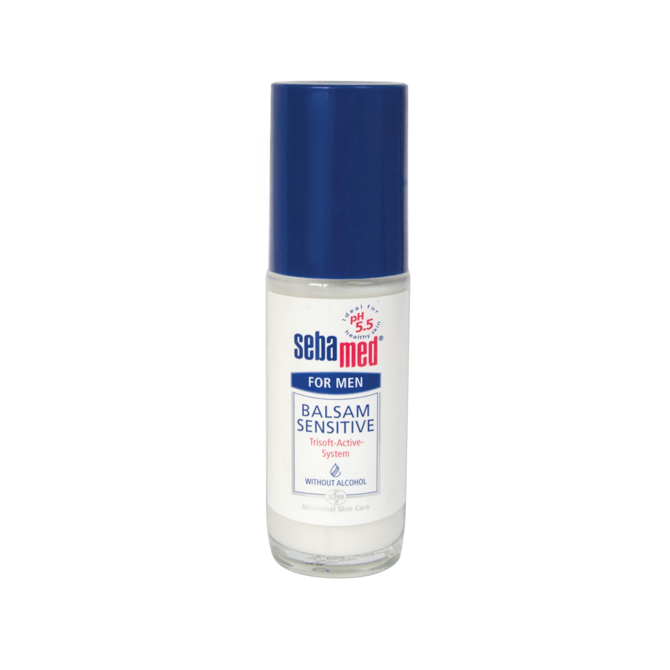 Sebamed Sensitive Deodorant 50ml roll on For Men