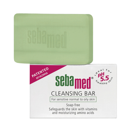 Multi-buy 6 x Sebamed Cleansing Bar 100G