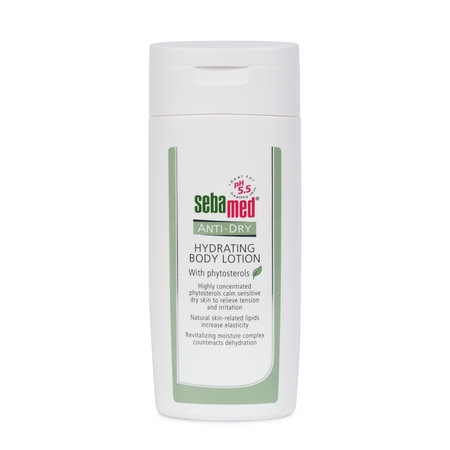 Sebamed anti-dry hydrating body lotion 200ML
