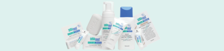 Sebamed Clear Face Bundle - Normal/Combination Skin